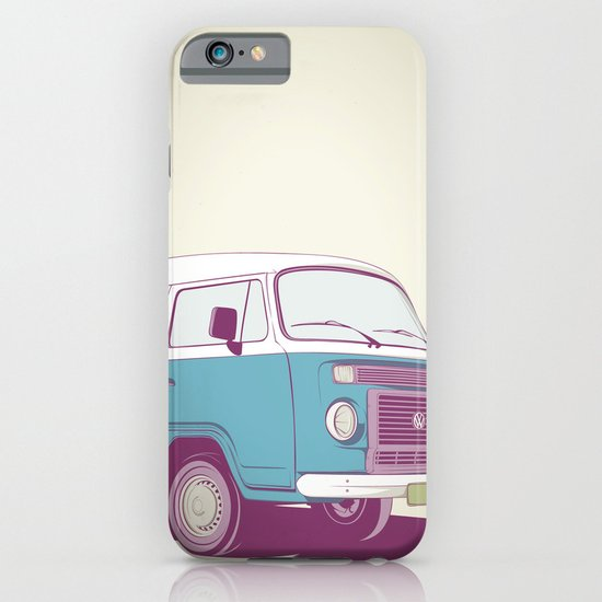VW Combi v.02 iPhone & iPod Case