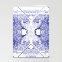 The Willow Pattern (Blue… Stationery Cards