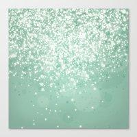 Glitteresques IV:V Canvas Print