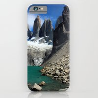 iPhone & iPod Case featuring Mirador Las Torres, Patagonia by Stolen Milk