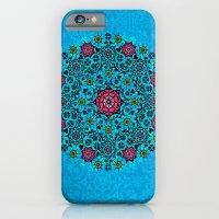 Mandala VI iPhone 6 Slim Case