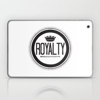 You Are #Royalty Laptop & iPad Skin