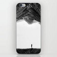 Lost in isolation iPhone & iPod Skin