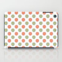 Flower Burst iPad Case
