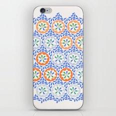 Moroccan Spring two iPhone & iPod Skin