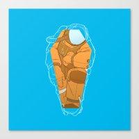 Petronauticus 1 Canvas Print