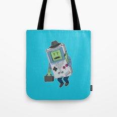 Game Man Tote Bag