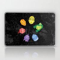 Colorheads Laptop & iPad Skin