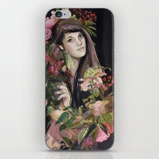 Growing Strength iPhone & iPod Skin