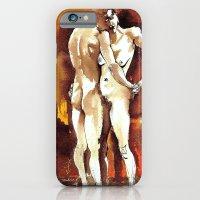 St. Valentine's Lovers iPhone 6 Slim Case