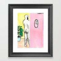 In Home (6) Framed Art Print