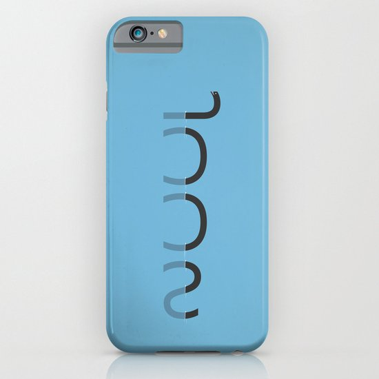 Loch Ness Typo iPhone & iPod Case