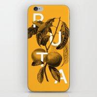 Peaches iPhone & iPod Skin