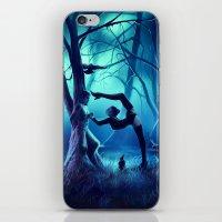 SCORPIO From The Dancing… iPhone & iPod Skin