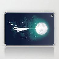 Laptop & iPad Skin featuring Burn The Midnight Oil  by Budi Kwan