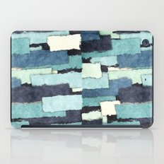 Layers of Colors Pattern iPad Case
