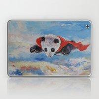 Panda Superhero Laptop & iPad Skin