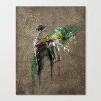 streaks series 3 Canvas Print