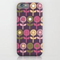 Lino Cut Flower iPhone 6 Slim Case