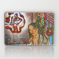 Folk Women Laptop & iPad Skin