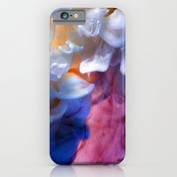 iPhone & iPod Case featuring Milk petals by Anna Wand