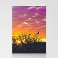 Early Birds Stationery Cards
