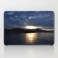 magic sunset iPad Case