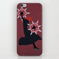 Axel iPhone & iPod Skin