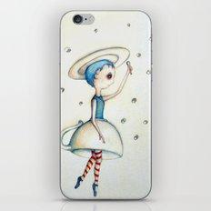 Sugarcube ballet iPhone & iPod Skin