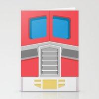 Minimal Prime Stationery Cards