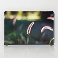 Autumn Grass II iPad Case