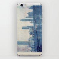 Austin Reflected Polaroid Transfer iPhone & iPod Skin