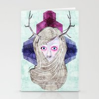 Hair Mask Stationery Cards