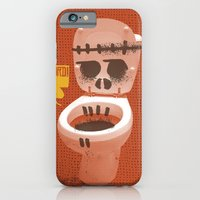 Toilet Bowl iPhone 6 Slim Case