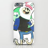 Finn As Ash Traditional iPhone 6 Slim Case