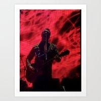 Josh Homme // Queens Of … Art Print