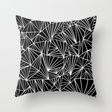Ab Fan #2 Throw Pillow