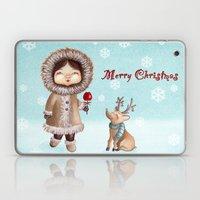 Eskimo Laptop & iPad Skin