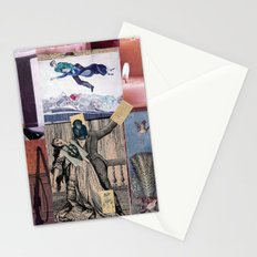 impermanence Stationery Cards