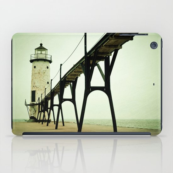 Manistee Light iPad Case