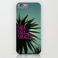EXOTIC PARADISE iPhone 6 Slim Case