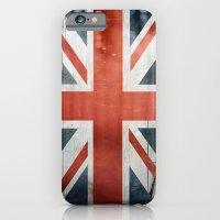 Great Britain, Union Jac… iPhone 6 Slim Case