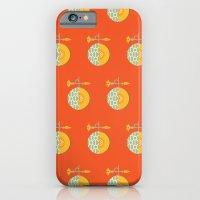 Fruit: Cantaloupe iPhone 6 Slim Case