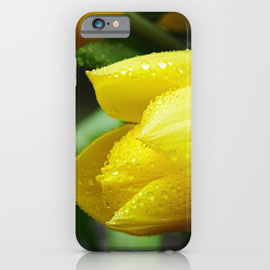 Yellow Tulip iPhone & iPod Case