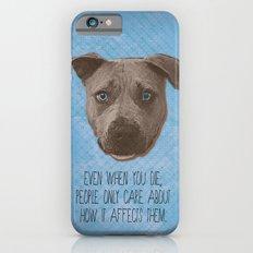 Pit Bull Print iPhone 6 Slim Case