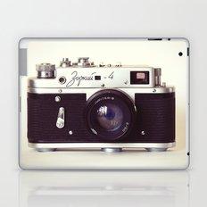 Zorki vintage camera Laptop & iPad Skin