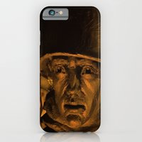 iPhone & iPod Case featuring An Everyday Hero by Mark Giarrusso
