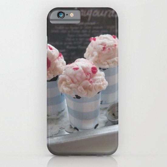 Vintage Sweet Ice Cream iPhone & iPod Case