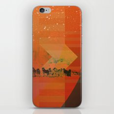 Feed The Right Dogs iPhone & iPod Skin