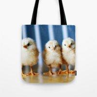 buckeye chicks Tote Bag